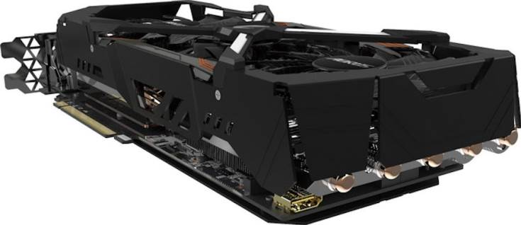 Появление 3D-карты Gigabyte GTX 1080 Ti Aorus Extreme Edition 11G в продаже ожидается в середине апреля