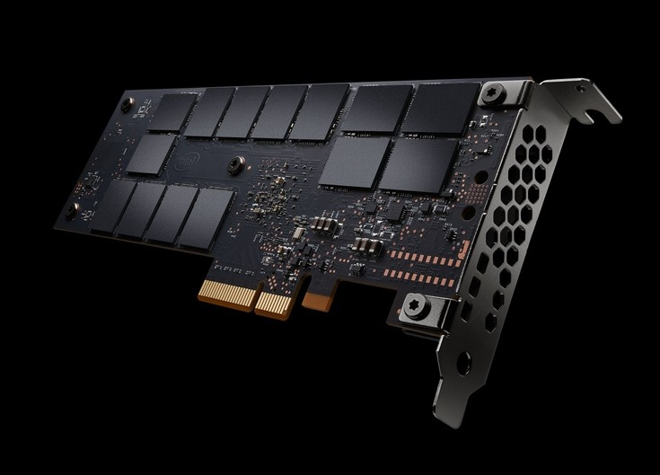 Представлен SSD Intel Optane SSD DC P4800X