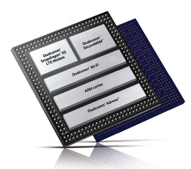 Мобильная платформа Qualcomm 205 поддерживает 4G, VoLTE и VoWi-Fi