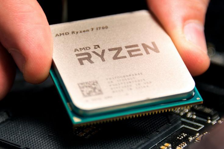 16-ядерный процессор AMD получит исполнение LGA SP3r2