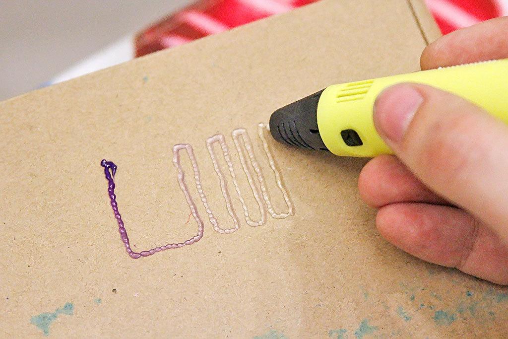 3D-ручка для 3D-печатника, исправление запоротой печати - 14