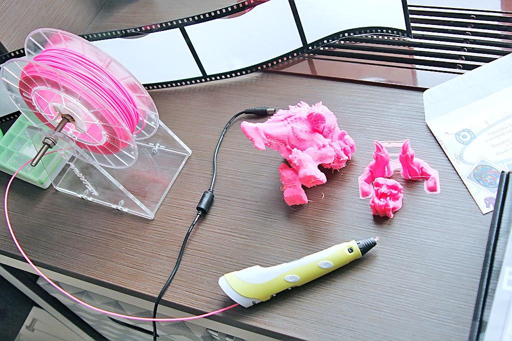 3D-ручка для 3D-печатника, исправление запоротой печати - 26