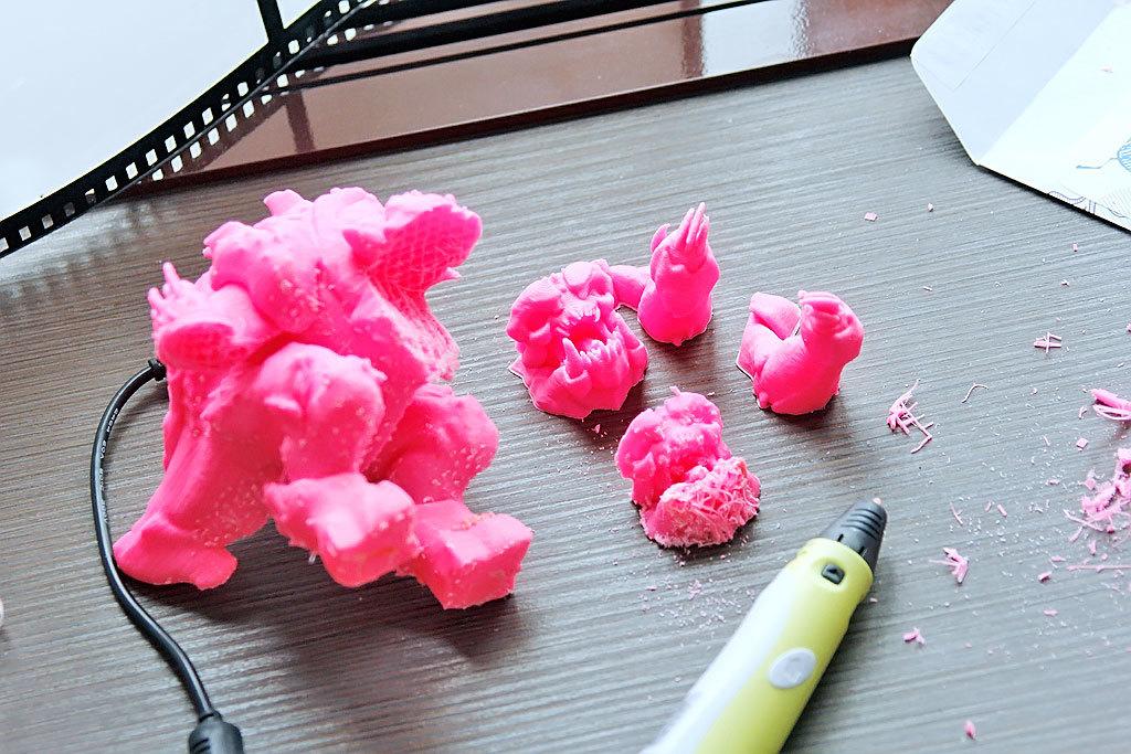 3D-ручка для 3D-печатника, исправление запоротой печати - 30