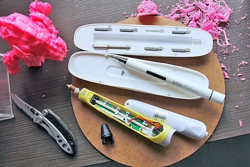 3D-ручка для 3D-печатника, исправление запоротой печати - 42