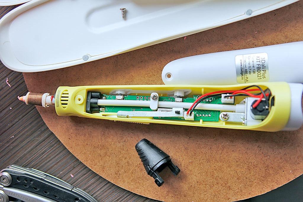 3D-ручка для 3D-печатника, исправление запоротой печати - 43