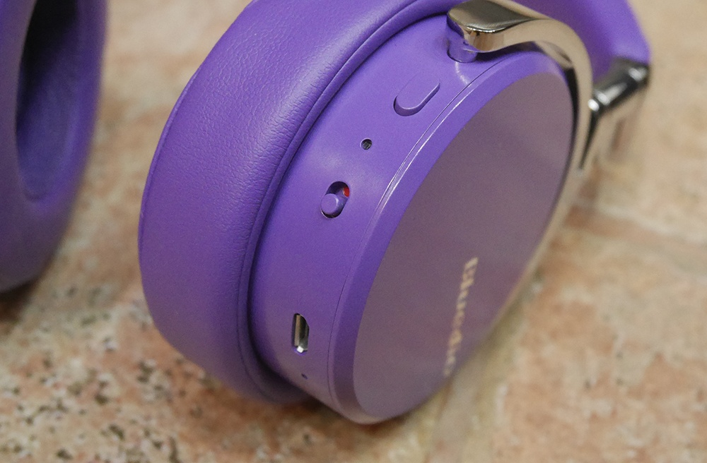 Bluedio Vinyl Premium: крутые хайтек-наушники в изящной ретро-шкуре и с «плавающими» чашками - 10