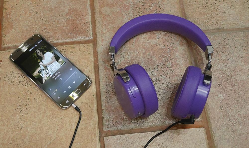 Bluedio Vinyl Premium: крутые хайтек-наушники в изящной ретро-шкуре и с «плавающими» чашками - 20