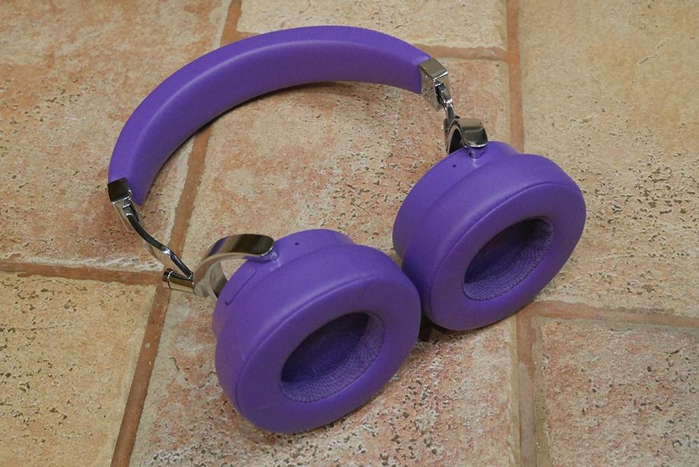 Bluedio Vinyl Premium: крутые хайтек-наушники в изящной ретро-шкуре и с «плавающими» чашками - 6