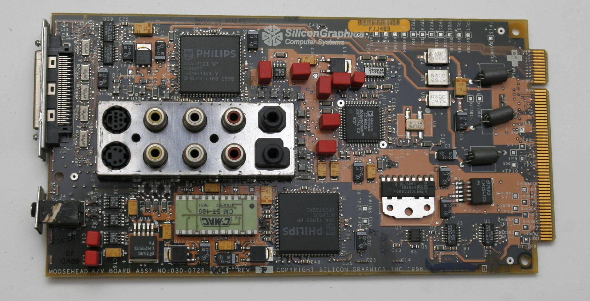 Silicon Graphics O2 — Маленькая станция с большими возможностями - 11