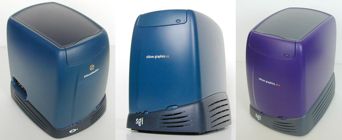 Silicon Graphics O2 — Маленькая станция с большими возможностями - 3