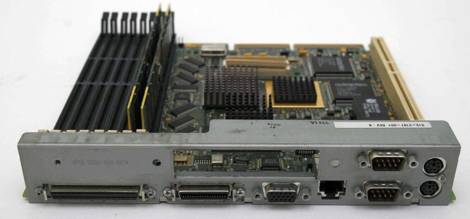Silicon Graphics O2 — Маленькая станция с большими возможностями - 5