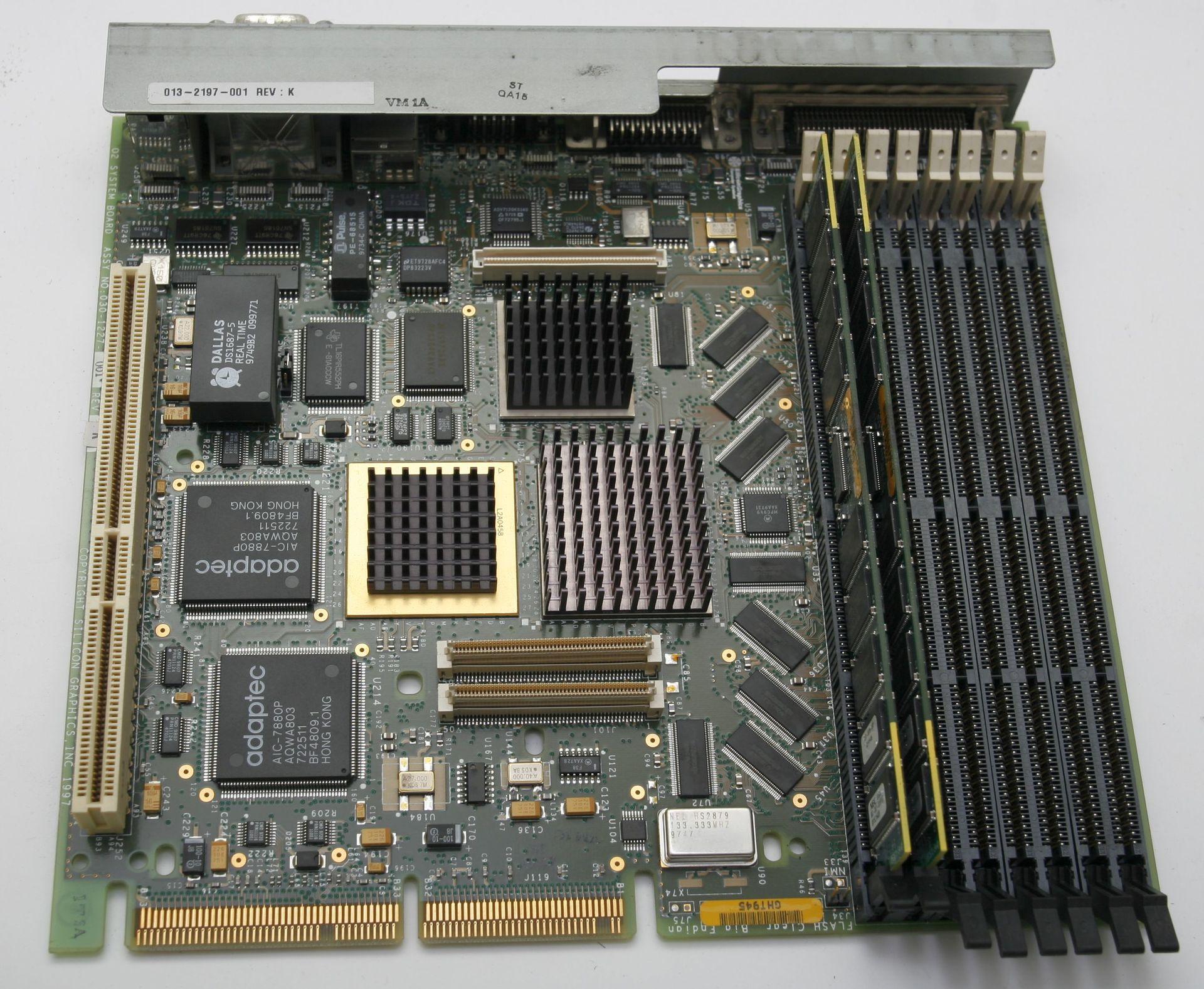 Silicon Graphics O2 — Маленькая станция с большими возможностями - 6