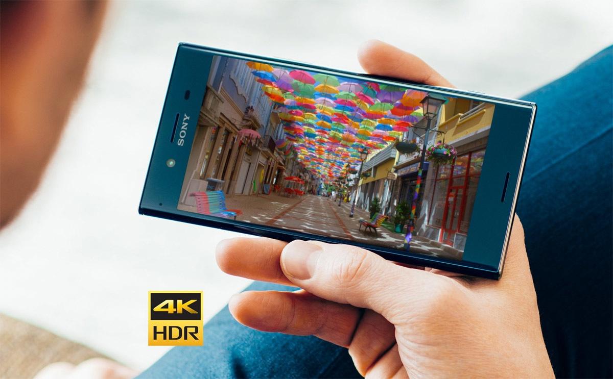 Sony Xperia XZ Premium. Что нового во флагманском смартфоне Sony - 2