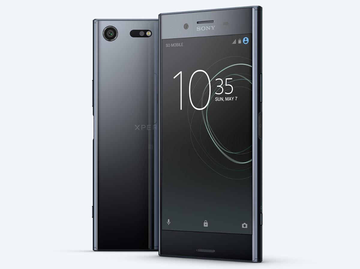 Sony Xperia XZ Premium. Что нового во флагманском смартфоне Sony - 1