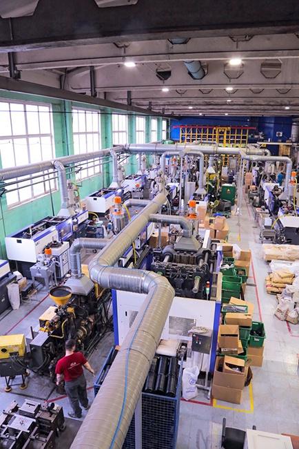 Экскурсия на московское производство компонентов для сетей связи. Часть вторая - 2