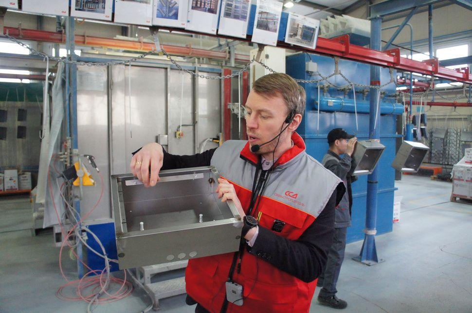 Экскурсия на московское производство компонентов для сетей связи. Часть вторая - 20