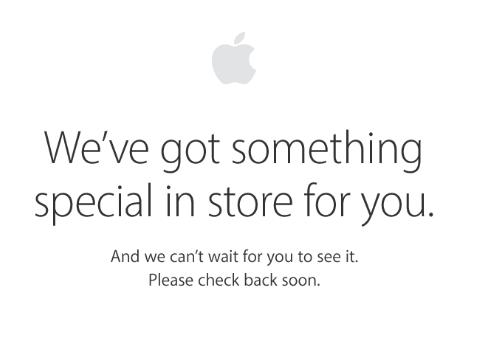 Через несколько часов Apple представит новые продукты