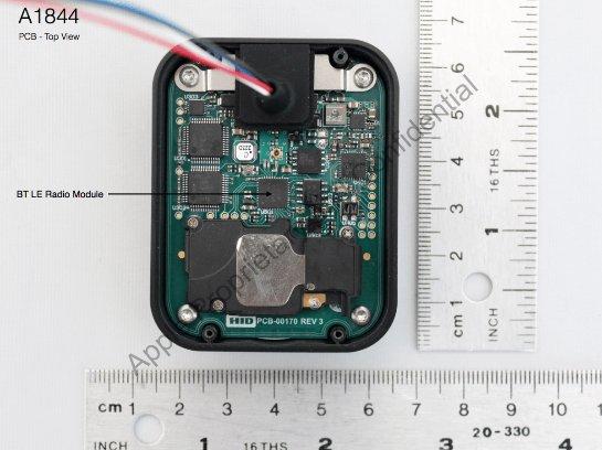Таинственная новинка от Apple попала в объектив фотокамеры