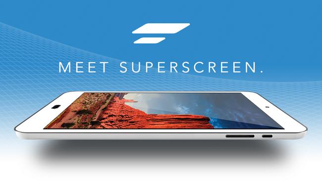 Устройство Superscreen превращает ваш смартфон в 10-дюймовый планшет