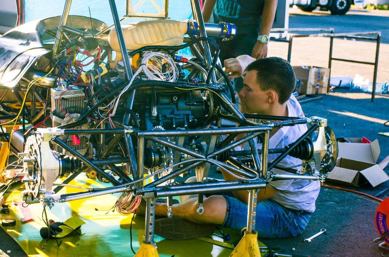 Bauman Racing Team — история со вкусом скорости - 13