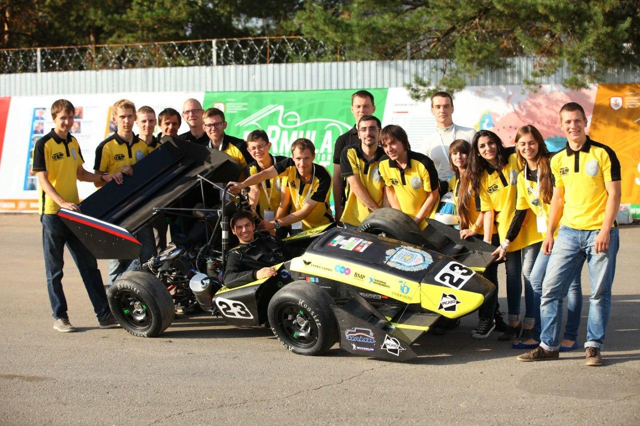 Bauman Racing Team — история со вкусом скорости - 18