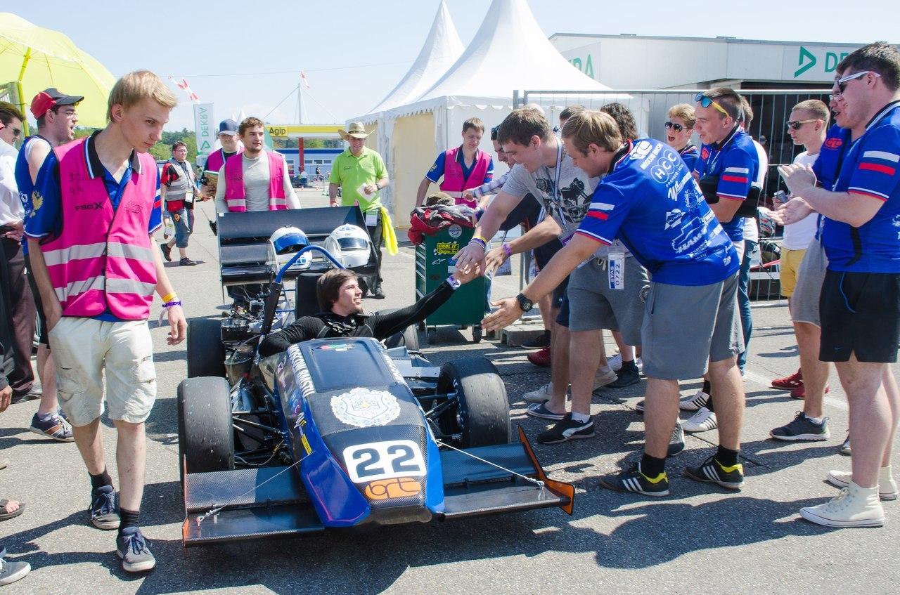 Bauman Racing Team — история со вкусом скорости - 20