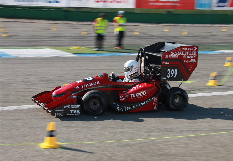 Bauman Racing Team — история со вкусом скорости - 4
