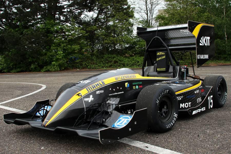 Bauman Racing Team — история со вкусом скорости - 5