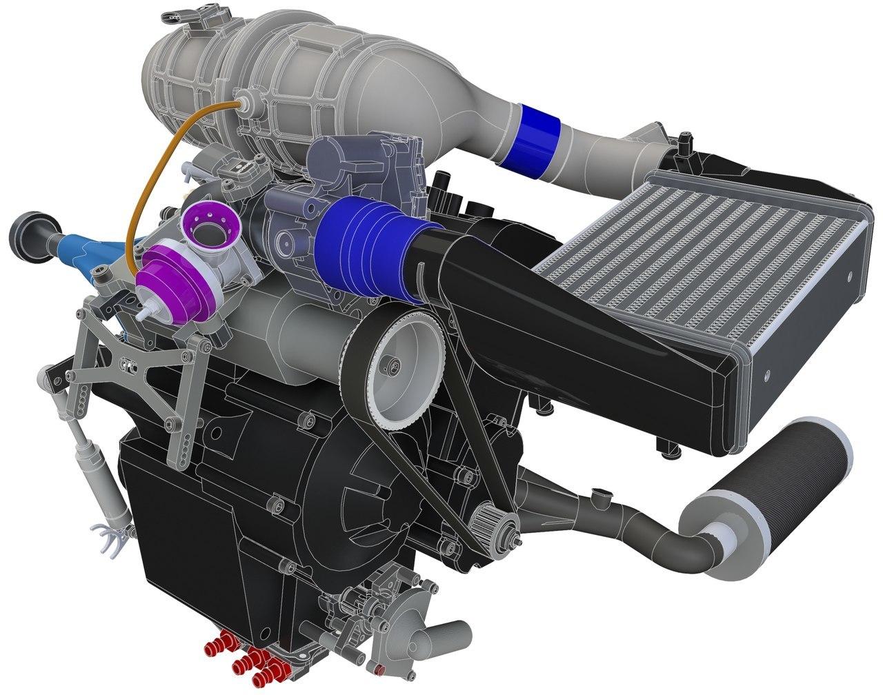 Bauman Racing Team — история со вкусом скорости - 9