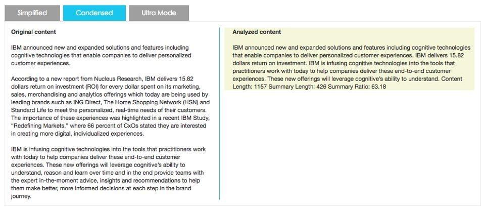 Content Clarifier – приложение, которое призвано повысить качество жизни аутистов - 3