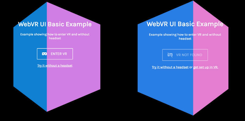 VR-AR в браузере. Как быстро влиться и сделать свое первое приложение, используя WebVR API - 12