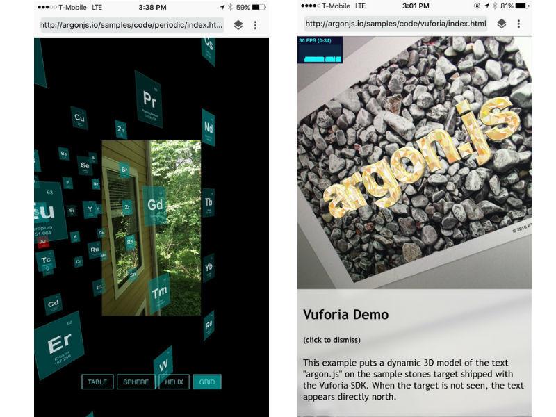 VR-AR в браузере. Как быстро влиться и сделать свое первое приложение, используя WebVR API - 17
