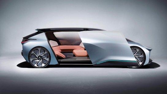 Китайцы создали машину, в которой можно спать (по-настоящему)
