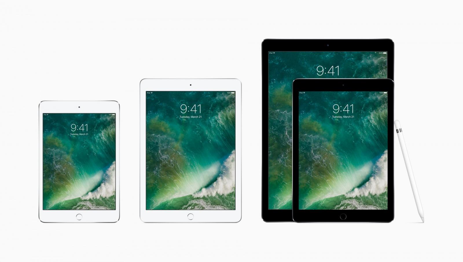 Новый iPad, красный iPhone. Пора обновляться? - 2