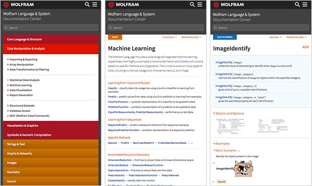 Разработка R&D-проектов продолжается: запуск Wolfram Language 11.1 - 3