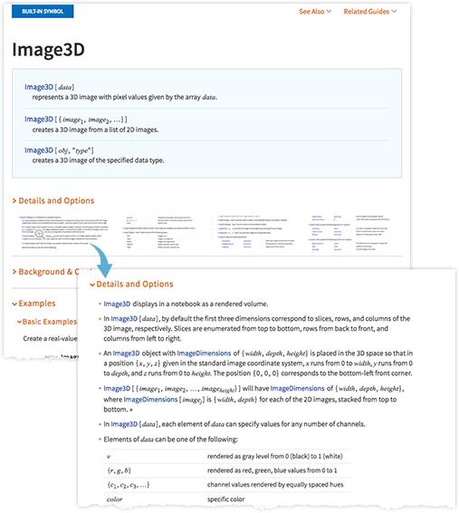 Разработка R&D-проектов продолжается: запуск Wolfram Language 11.1 - 4