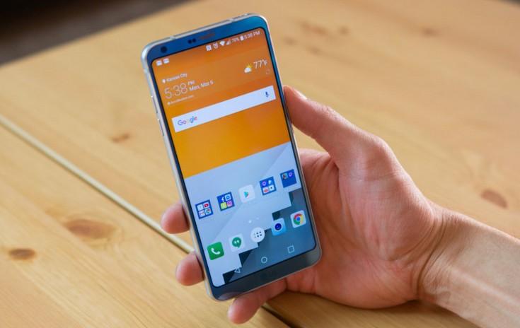 LG G6 всё-таки получит свою платёжную систему