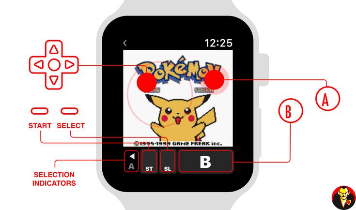 В игры для Game Boy теперь можно играть на Apple Watch