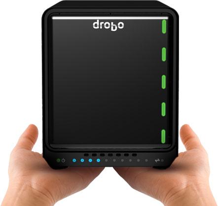 Рекомендованная производителем розничная цена Drobo 5N2 равна $499