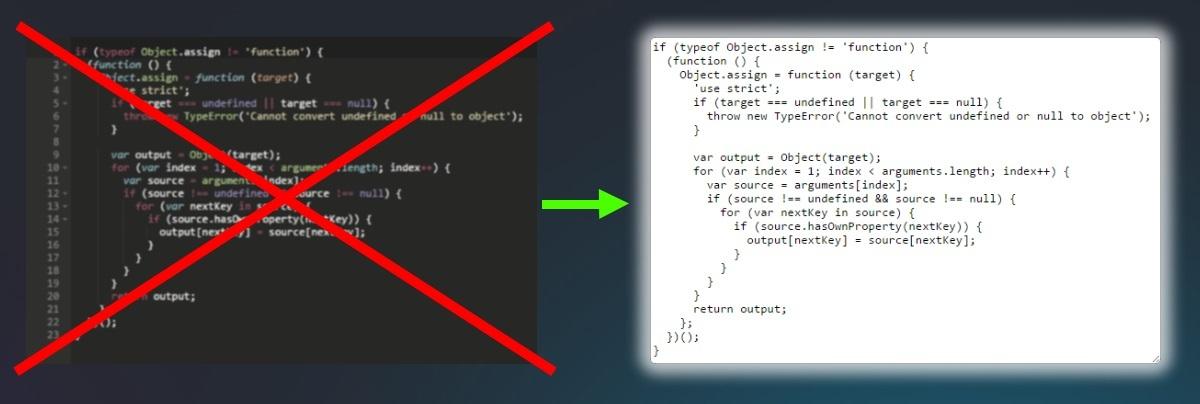 Инструмент для удобного редактирования кода прямо в браузере - 1