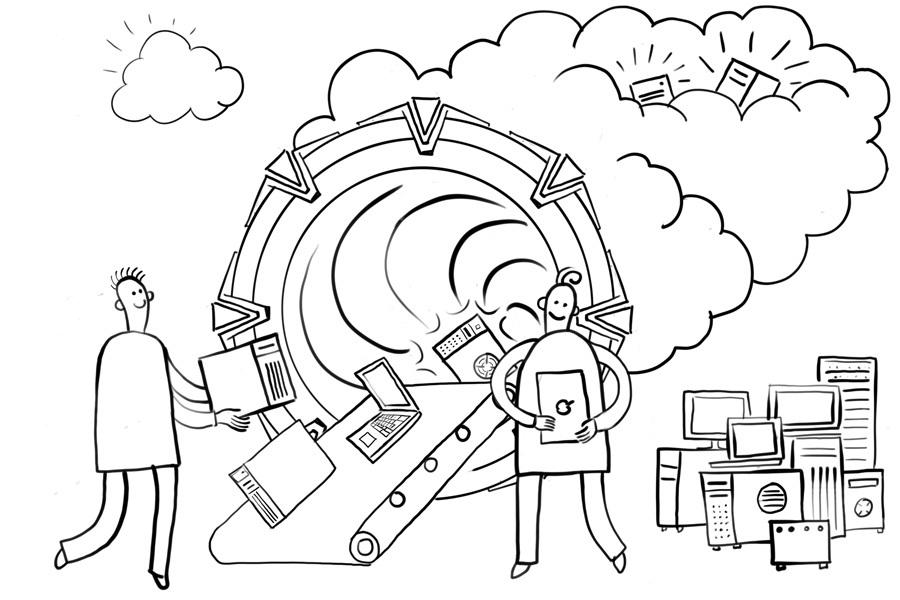 Миграция инфраструктуры в «облако» по шагам: какие возникают сложности и где - 1