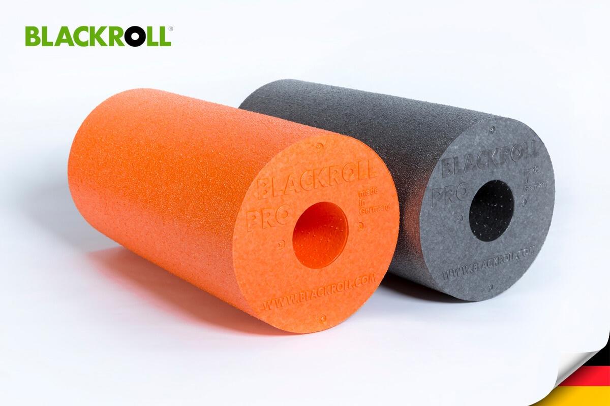 Миофасциальное расслабление с помощью BlackRoll: универсальные массажные валики для спортсменов и не только - 10