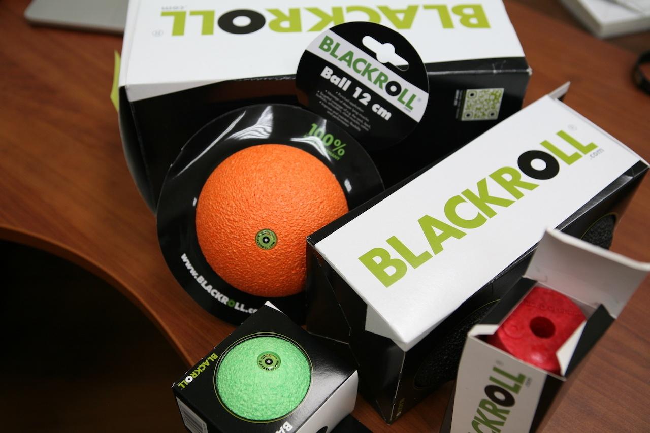 Миофасциальное расслабление с помощью BlackRoll: универсальные массажные валики для спортсменов и не только - 12