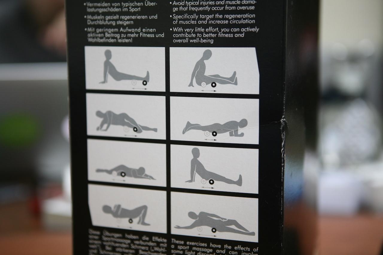 Миофасциальное расслабление с помощью BlackRoll: универсальные массажные валики для спортсменов и не только - 21