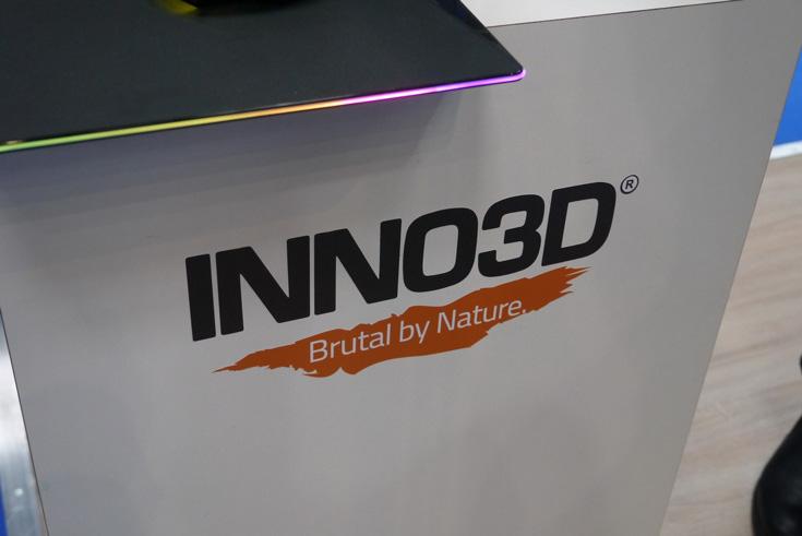 Inno3D не забывает о 3D-картах