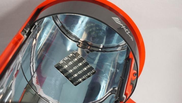 Обзор полимеризационной камеры XYZPrinting - 6