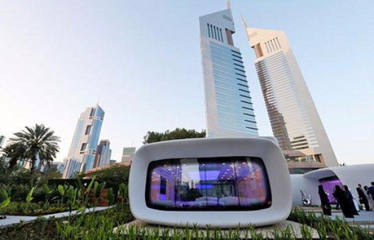 Технологии 3D: в Саудовской Аравии напечатают 30 млн квадратных метров жилья