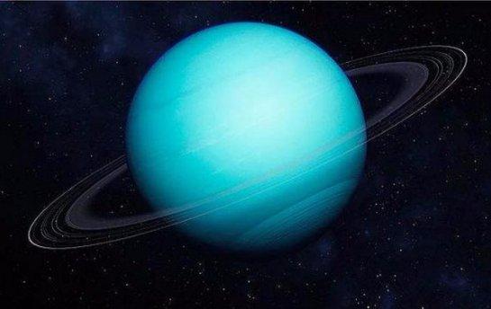 Ученые определили, почему планета Уран лежит на боку