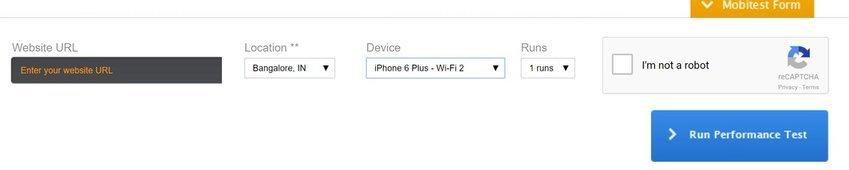 А вы знаете скорость загрузки вашего сайта с мобильных устройств? Самое время разобраться - 4