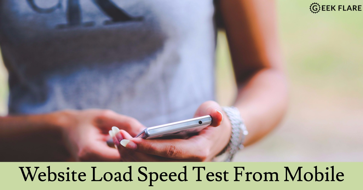А вы знаете скорость загрузки вашего сайта с мобильных устройств? Самое время разобраться - 1
